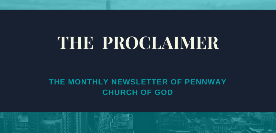 The Pennway Proclaimer Draft 1